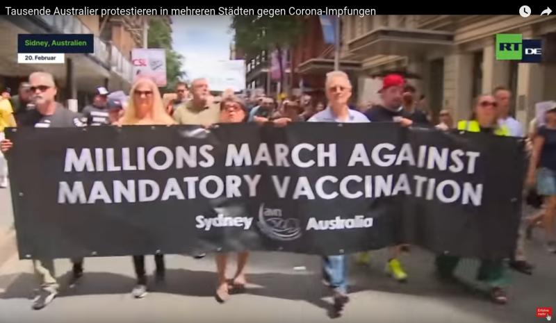 Contro la vaccinazione obbligatoria